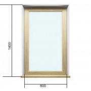 Ламинированные окна Рехау Бриллиант